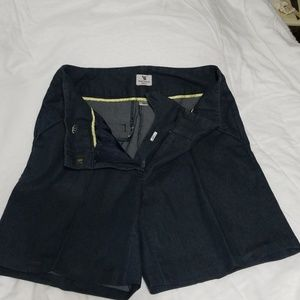 Worthington curvy fit denim shorts sz 4
